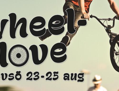 Järvsö Wheellove, 23-25 augusti 2019